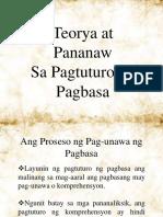Proseso Sa Pagbasa-Top-down Etc