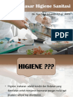 Prinsip Higiene Sanitasi Pangan