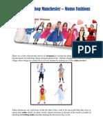 Fancy Dress Shop Manchester – Momo Fashions
