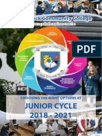 Junior Cycle 2018