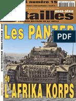 _15 Les Panzers de L'Afrikas Korps