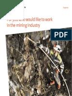 Work Mininge Sweden