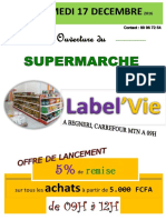 Flyer Label Vie1