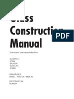 Glass Construction Manual