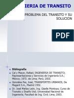02.Problema Del Transito y Solucion