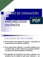 Variabilidad de La Valencia