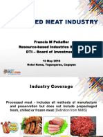 Processed Meat Industry Roadmap