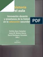La Historia en el aula Innovación docente y enseñanza de la Historia en la educación secundaria.pdf