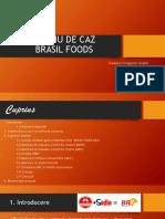 Analiza Companiei Brasil Foods 1 2