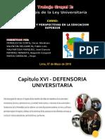OFICIAL Trabajo Grupal 2 Ley Universitaria 07MAY2016