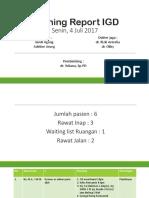 Morning Report IGD 3 jul 17.pptx