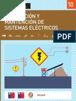 Instalacion Mantencion Sistemas Electricos