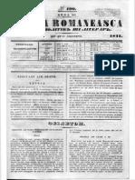Albina Romaneasca 1841 Nr100