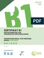 B1 Pruefertrain Schreiben 07