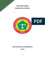 Program Kerja Divisi Pelayanan