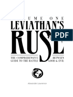 Alexander Lawrence - Leviathan's Ruse, Volume 1 - PDF [TKRG]