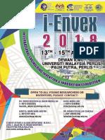 i Envex 2018 Information