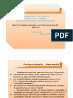 PP1 Efectele hartii mentale