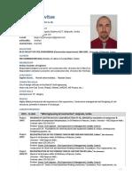 CV Bojan Petronijevic