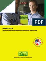 MANN- Air Filter
