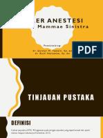 Anestesi Osler
