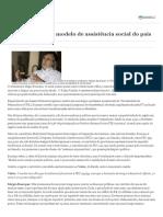 Economista Ataca Modelo de Assistência Social Do País - Sérgio Buarque
