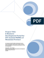 26651608-Project-Proposal-E-Business-Portal-Based-on-Proposal-Format.doc