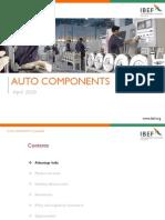 Auto Component Ibef