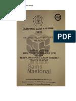 Soal Asli Olimpiade SD Mapel IPA 2017 Propinsi.docx