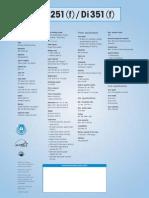 Minlota_Di351_Brochure (Cofiguratii Posibile Si Subansamble