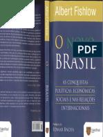 # Albert Fishlow - Livro - O Novo Brasil - Albert Fishlow