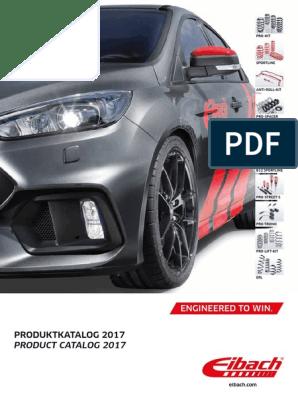 Fahrwerksfeder Sportline EIBACH E20-85-001-01-22