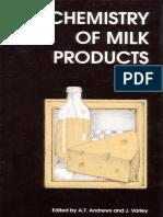 Biochemistry of Milk Products 1994