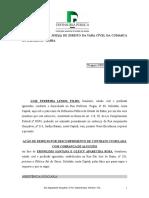 Acao Despejo - Luiz x Gleyce - Eronildes
