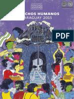 Derechos Humanos en Paraguay - 2015 - Codehupy - PortalGuarani