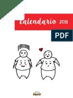 calendario2018_TikTakDraw
