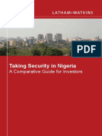 Taking Security in Africa Nigeria