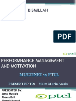 Performnance Management and Motivation-1