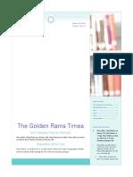 newsletter for ngms 6