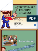 Activity- Based Report