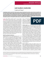 Poisson's Ratio and Modern Materials