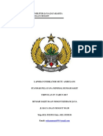 Laporan Indikator Mutu Ambulans Oktober-Desember 2016