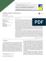 2014 Ricardo Dobry Simplified Methods in Soil Dynamics