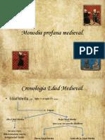 Música profana medieval