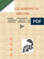Sil Audit 10 Directas