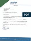 Letters to Auditor General, AG Criminal Division Re