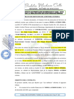 1. Contrato de Auditoria Financiera 2