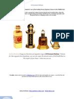 20100820 Al Haramain Catalog Zahras Perfumes