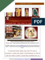 20100904 Zahras Arabian Oud Catalog