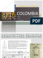 Arq Colonial Colombia